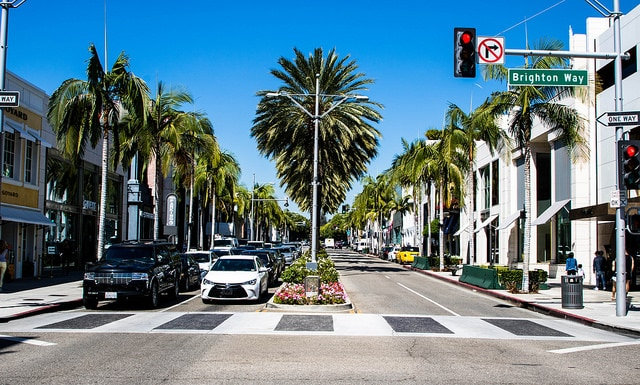 Living in Beverly Hills